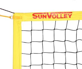 Beach-Volleyball-Netz Super