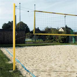 Beach-Volleyball Pfosten Profi
